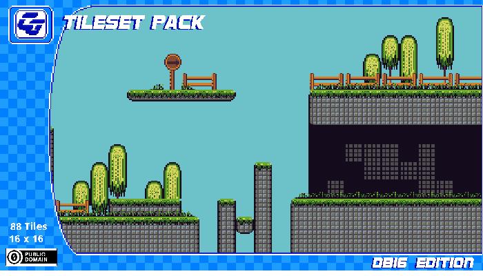 Tile Set Pack 1 DB16