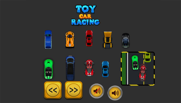 toy car assets