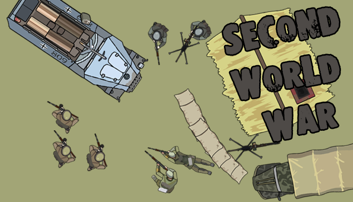 TDS Second World War pack