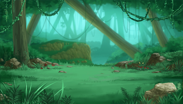 Jungle Parallax Background