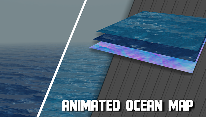 ANIMATED OCEAN TEXTURES