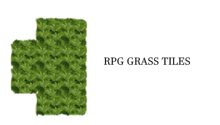 Grass Tiles 32×32