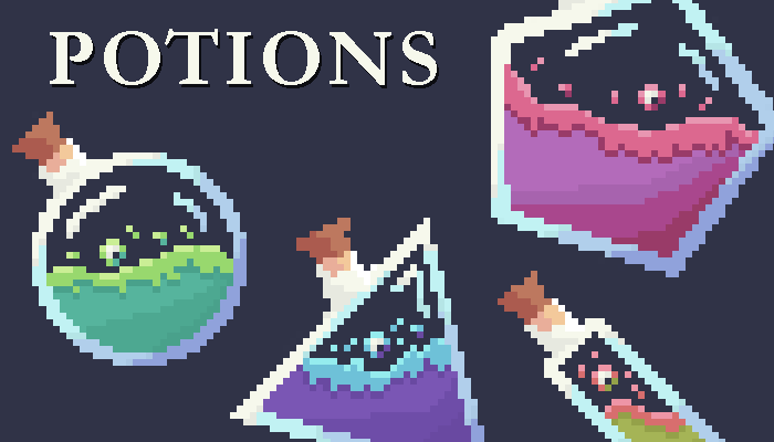 Item : Potions