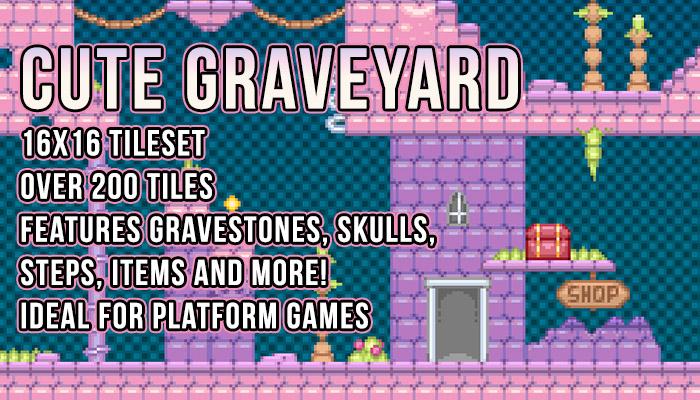 Cute Graveyard