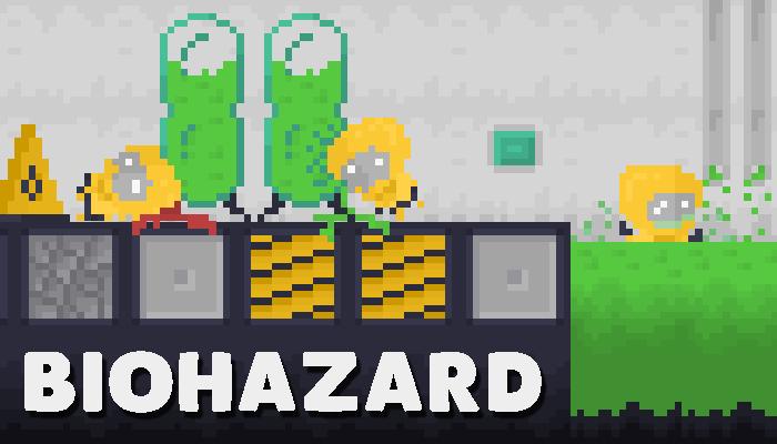 Biohazard Tileset