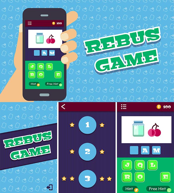 Rebus game