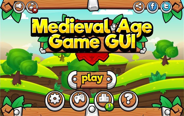 Medieval Age – Game GUI