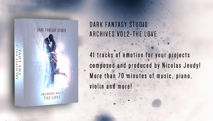 Dark Fantasy Studio- Archives vol 2- The love (emotionnal)