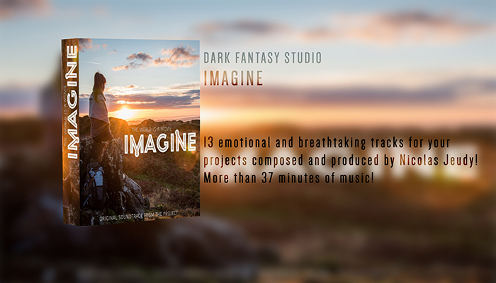 Dark Fantasy Studio- Imagine (emotionnal music)