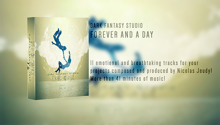 Dark Fantasy Studio- Forever and a day (emotionnal music)