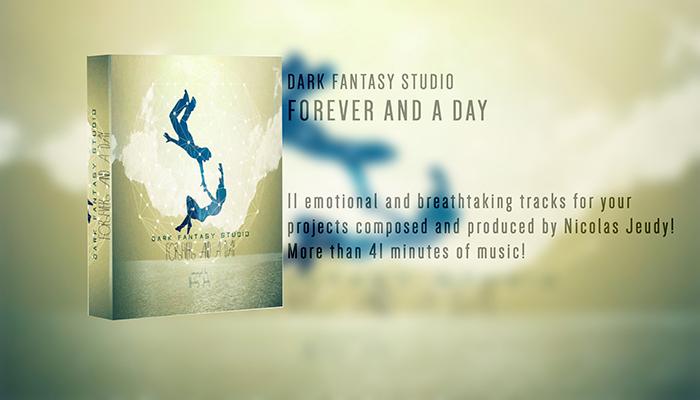Dark Fantasy Studio- Forever and a day (emotionnal music)