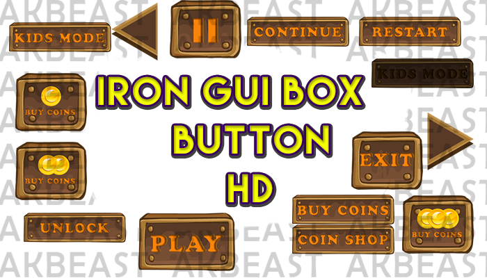 iron box gui