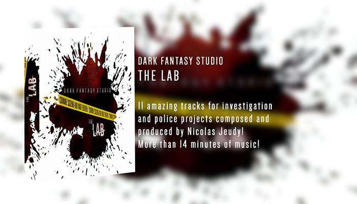 Dark Fantasy Studio- The lab (thriller investigation music)