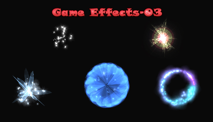 Game Effects Vol.03