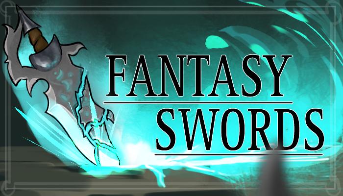 11 fantasy swords