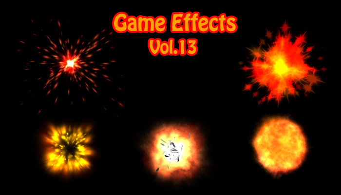 Game Effects Vol.13