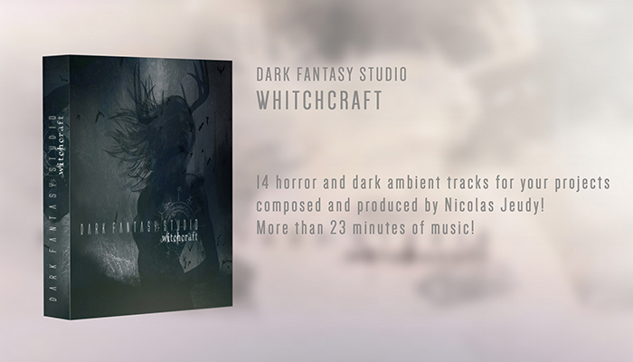 Dark Fantasy Studio- Witchcraft (horror music)