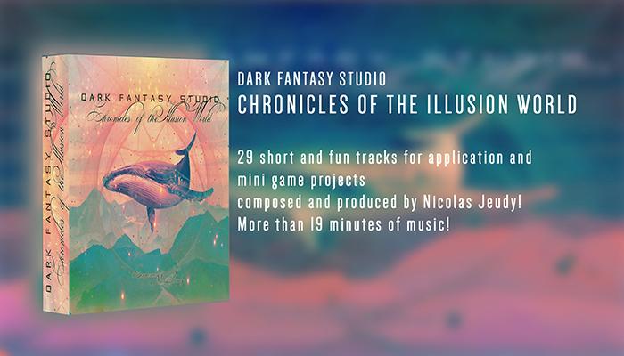 Dark Fantasy Studio- Chronicles of the illusion world (arcade music)