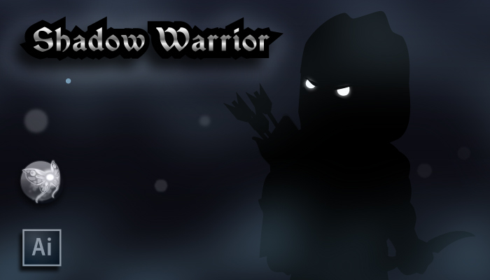 Shadow Warrior Character Sprites