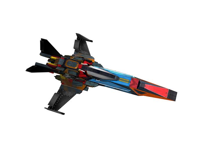 Sci Fi craft W-A-13
