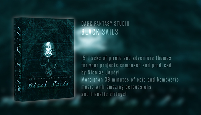 Dark Fantasy Studio- Black sails (pirate adventure music)