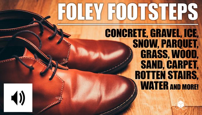 FOLEY FOOTSTEPS