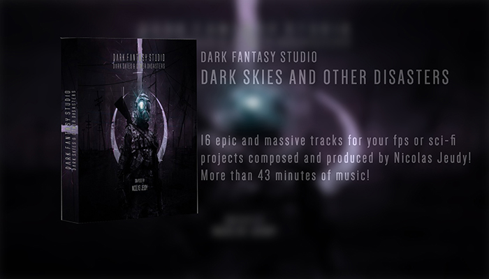 Dark Fantasy Studio- Dark skies and other disasters (action music)