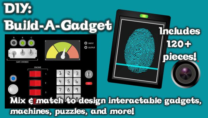 DIY: Build-a-Gadget Kit