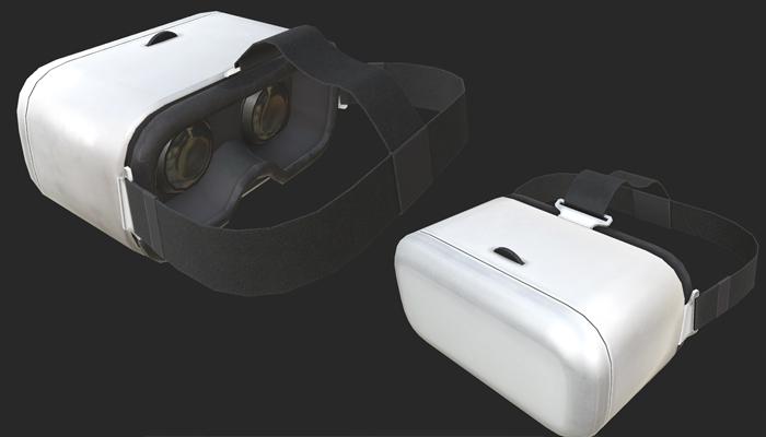 VR Headset PBR