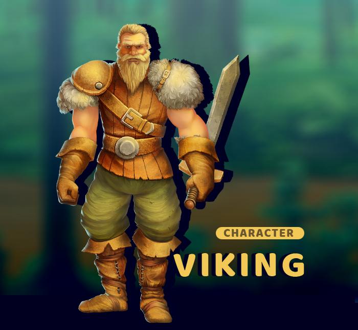 Viking – Character Ilustration