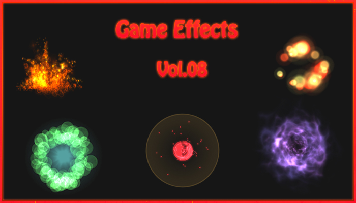 Game Effects Vol.08