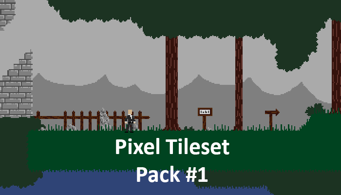 Pixel Tileset Pack 1