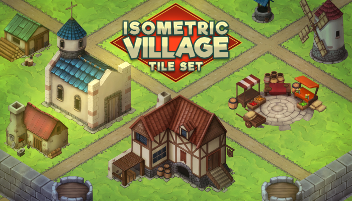 Isometric Village