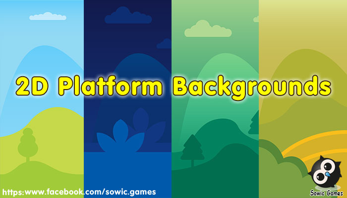 2D Platform Backgrounds