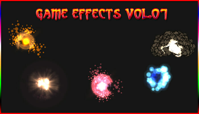 Game Effects Vol.07