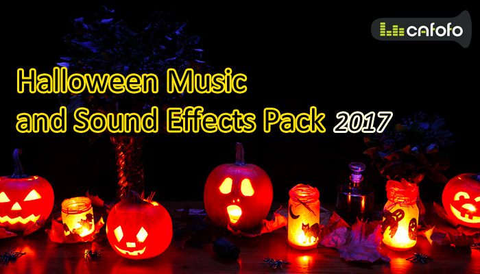Halloween Music and Sound Effects Pack 2017