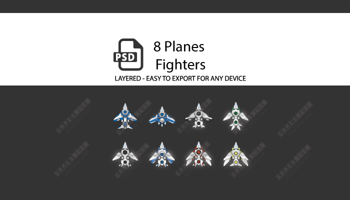 8 Planes for war games
