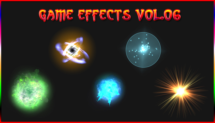 Game Effects Vol.06