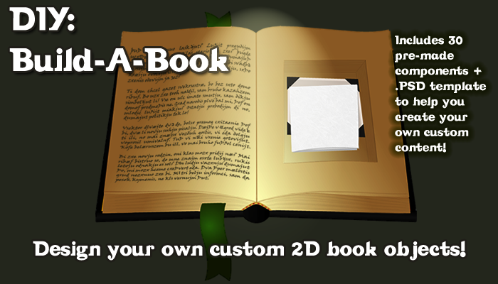 DIY: Build-a-Book Kit