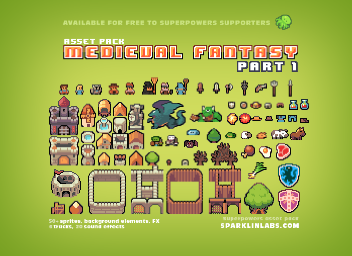 Medieval Fantasy – 1
