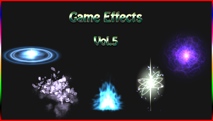 Game Effects Vol.5