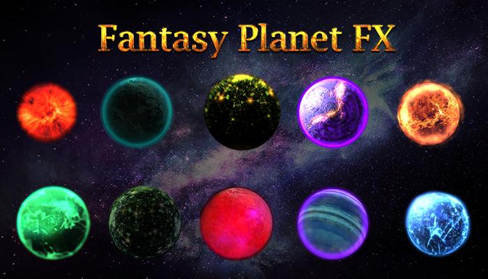 Fantasy Planet FX