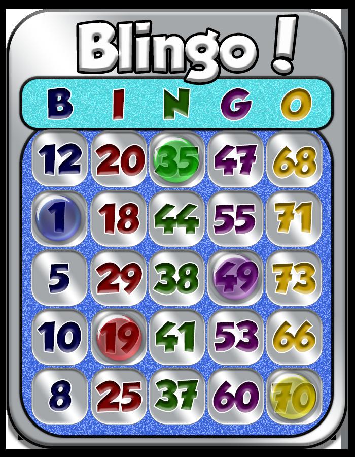 Blingo – Bingo