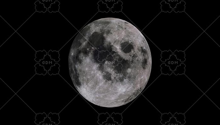 Moon 8k