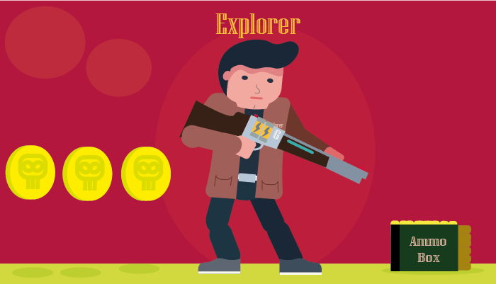 Explorer sci-fi