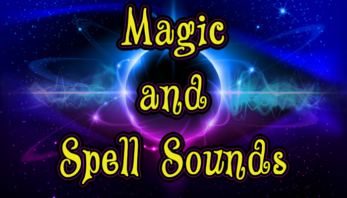Magic and Spell Sounds