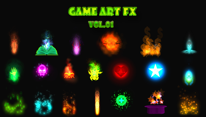 Game-Art-Vol-01