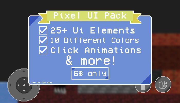 Pixel UI Pack