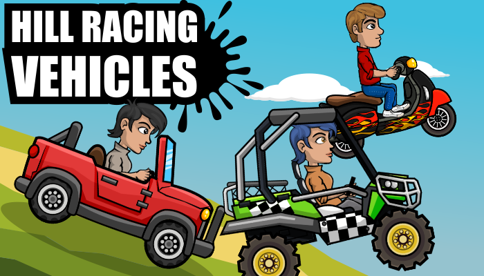 Hill Racing Vehicles