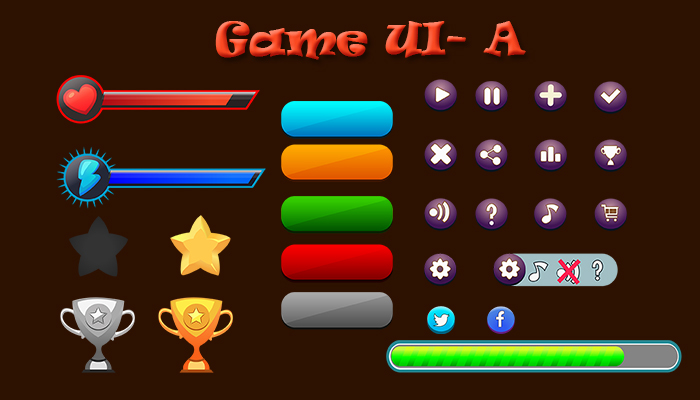 Game UI-A